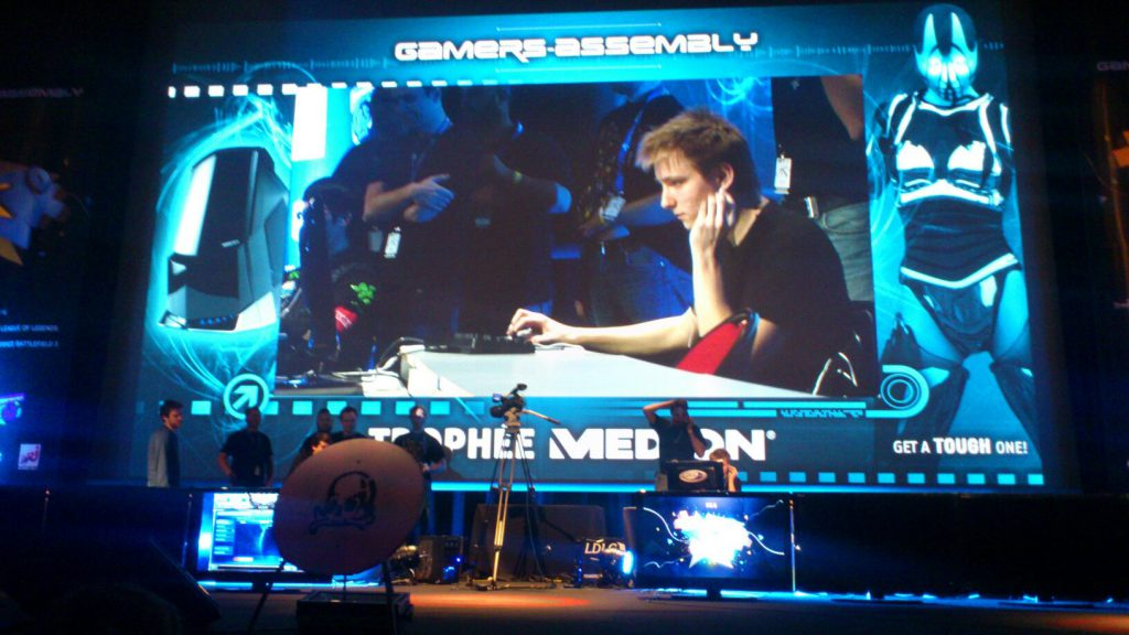 Gamers Assembly - Paris