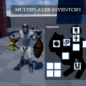 multiplayer rpg inventory system