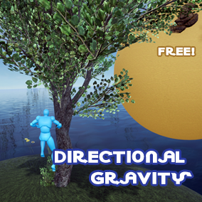 Directional gravity