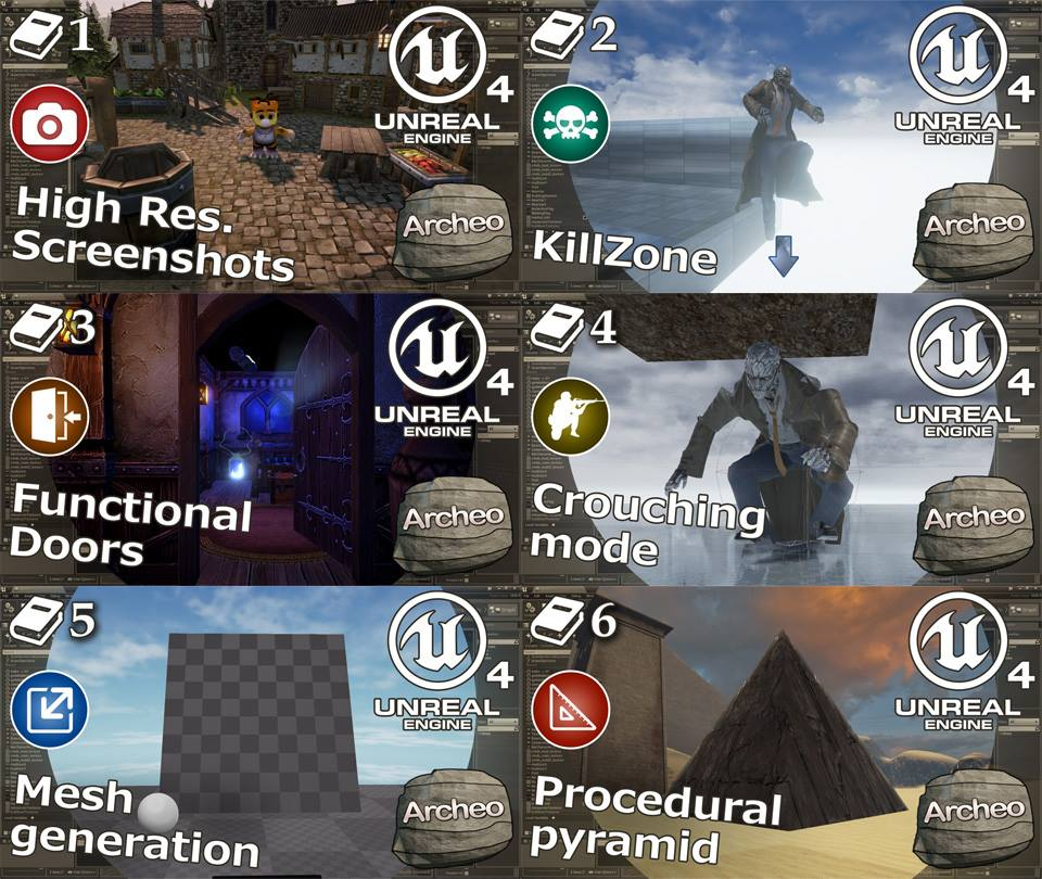 Unreal Engine 4 Guides