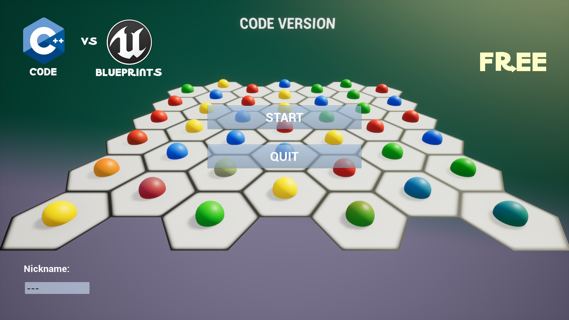 HexBlocks – Code vs Blueprint