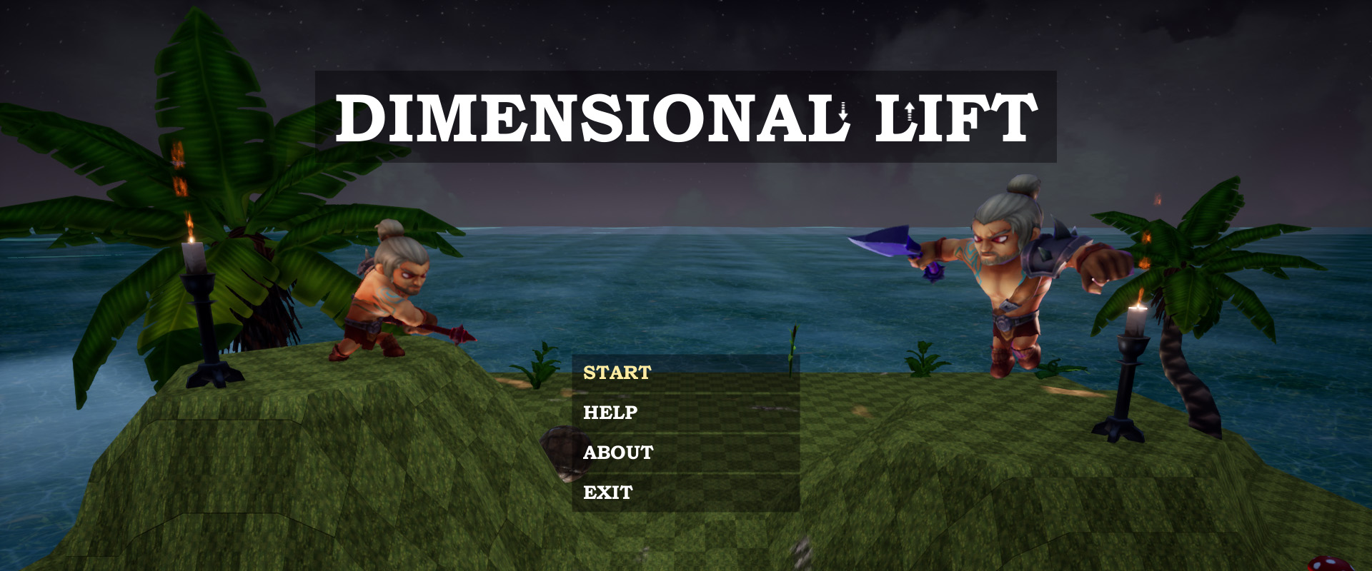 GameJam November – Dimensional Lift