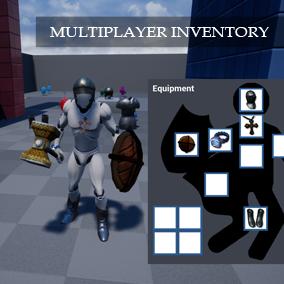 multiplayer rpg inventory system